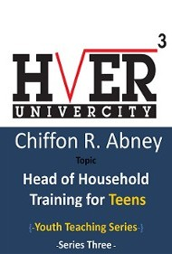 Head of Household Training for Teens